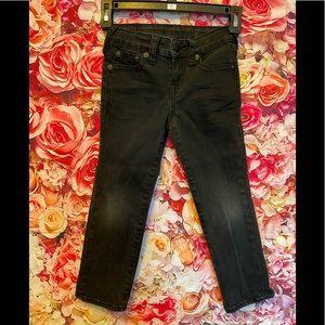 3/$20 True Religion jeans size 5
